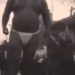 海外のアッチ系動画サイトに公開された「1890年に日本で撮影された映像」…デカすぎる人がいるんだが